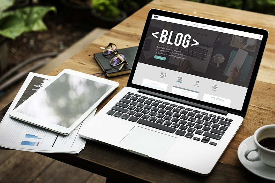 5 Benefits of Blogging for Business