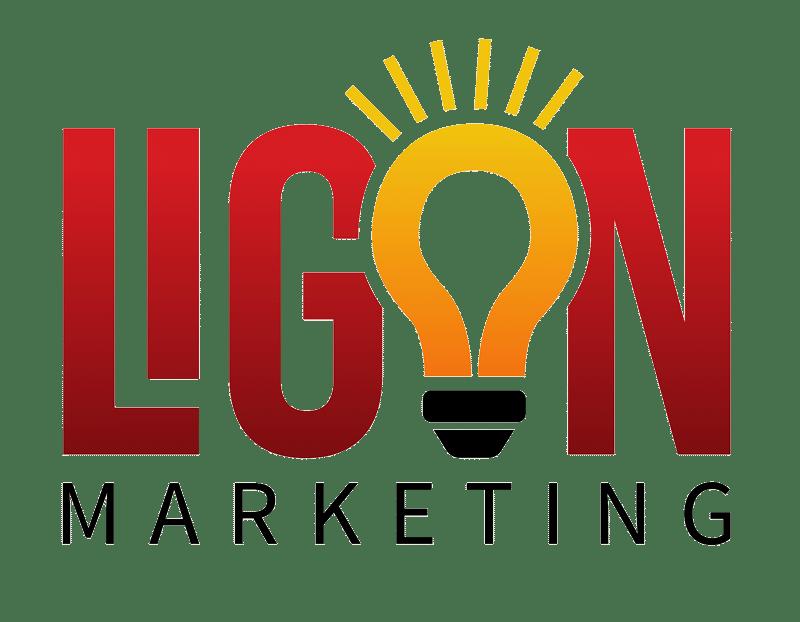 Ligon Marketing Retina Logo