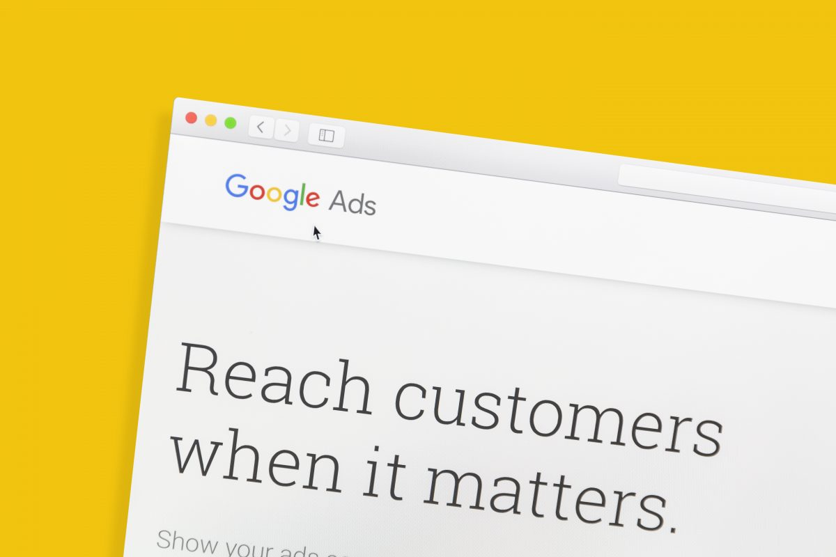 Google Ads, PPC, paid search ads, digital advertising, Google Adwords, pay per click